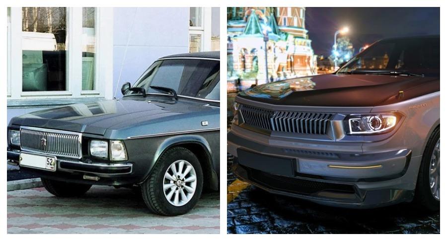 Легендарный автомобиль «Волга» может вернуться наконвейер