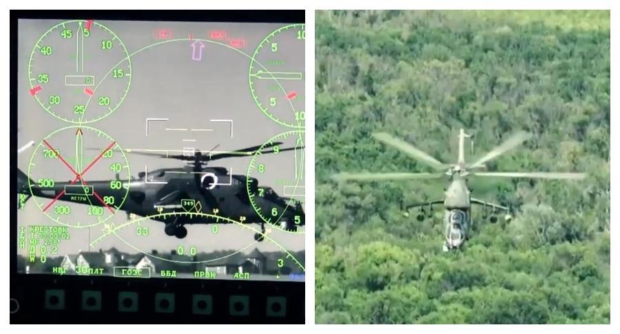 На МАКС-2019 показали модифицированный вертолёт МИ-35П