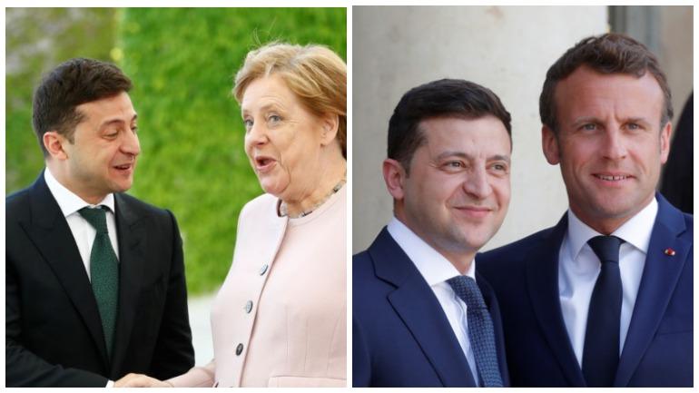 """Украинские СМИ говорят о """"жёстком уроке"""" для нового президента"""