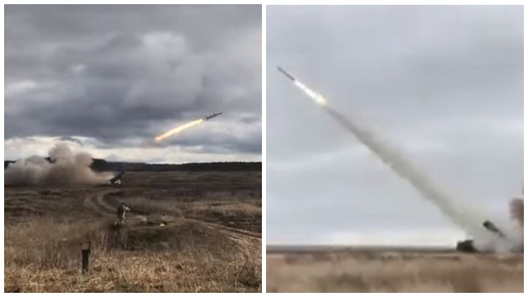 Крымские военные случайно запустили боевую ракету в ангаре