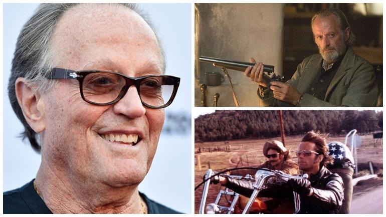 В пятницу скончался голливудский актер Питер Фонда