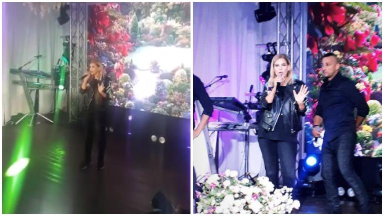 Знаменитая C.C. Catch выступила на юбилее жены депутата из Алтая