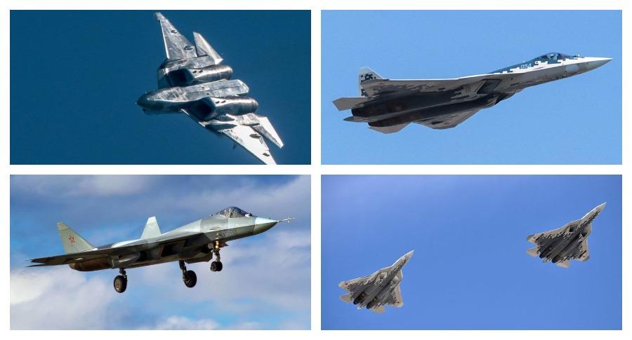 Истребитель Су-57 вскоре буде представлен публике