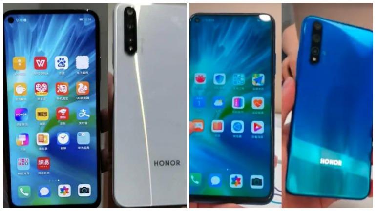 Honor 20S скоро появится в продаже