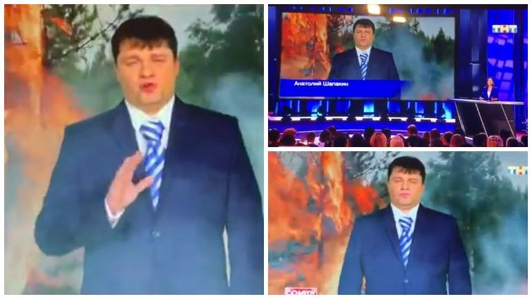 Comedy Club высмеяли российские выпуски новостей