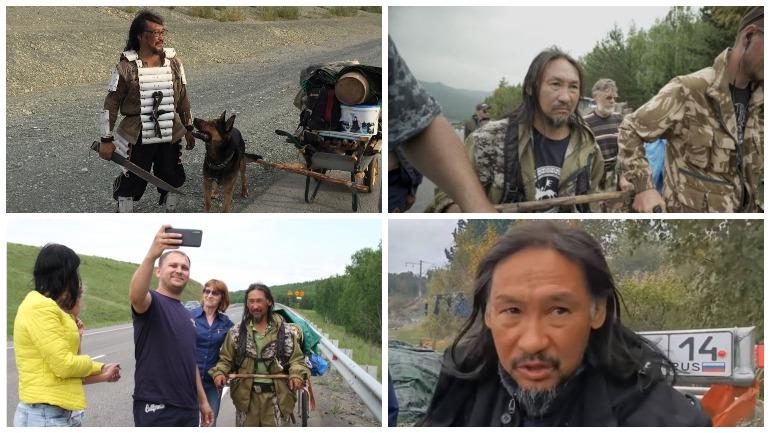 """В Бурятии задержан шаман, собирающийся """"изгнать"""" Путина"""