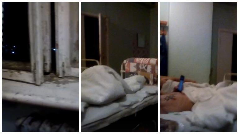 Руководство рязанской больницы отчиталось о ремонте палат после появления видео с их плачевным состоянием