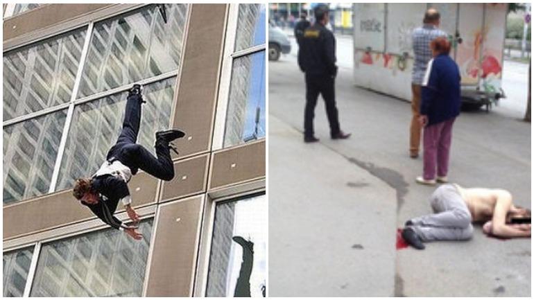 решила вспомнить падения с балкона фото пошаговые фотографии