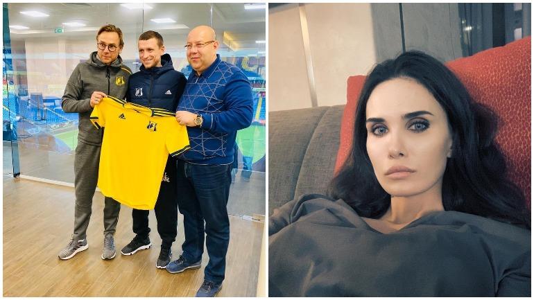 Жена Мамаева опубликовала реакцию фанатов «Ростова» на переход ее мужа