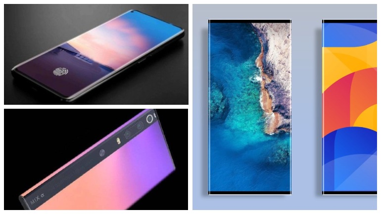 Xiaomi представила тизер презентации Mi Mix Alpha