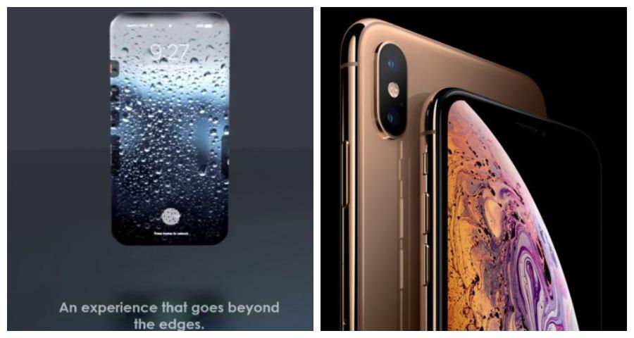 В 2020 году iPhone получит совершенно новый дизайн