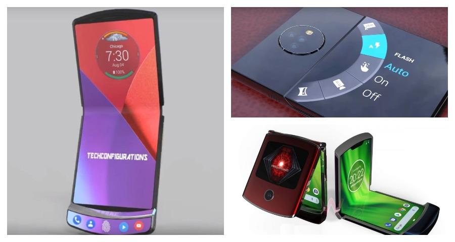 Motorola объявила дату презентации RAZR 2019