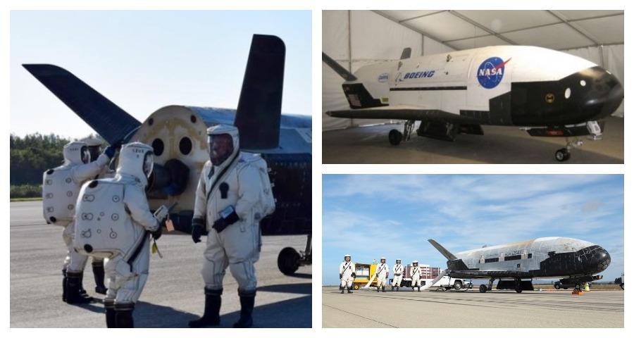 Секретный шаттл США после двух лет в космосе вернулся на Землю