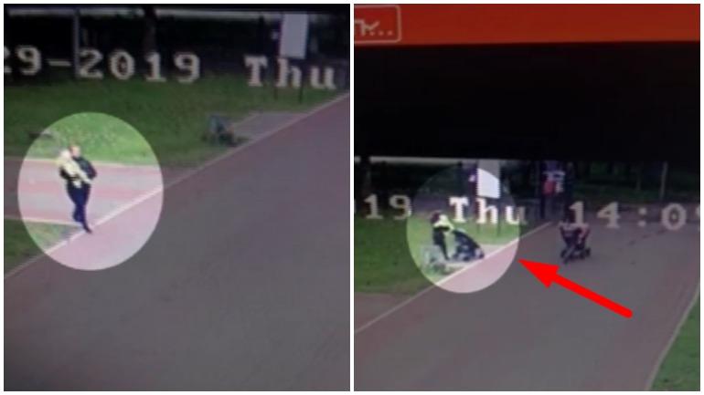 Девушка с ребенком на руках из Саранска украла коляску