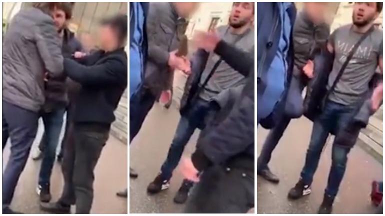 Подозреваемый в подделке документов боец джиу-джитсу травмировал полицейских