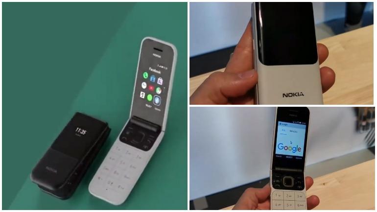 Nokia выпустила на российский рынок телефон для пенсионеров