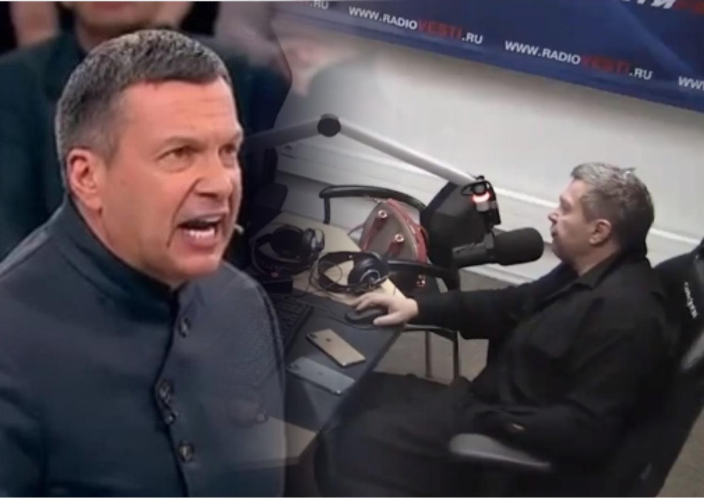 Видео: Соловьёв оскорбил слушателя в радиоэфире