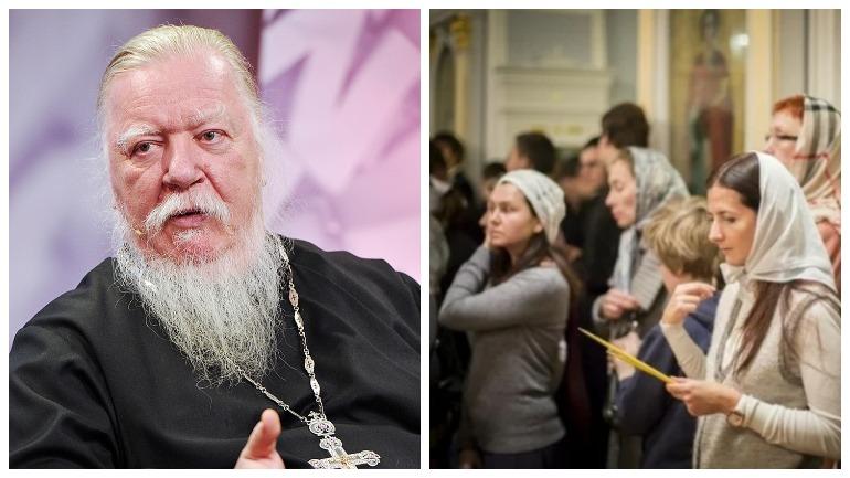 Протоиерей Смирнов осудил женщин из-за аборта по медицинским показаниям