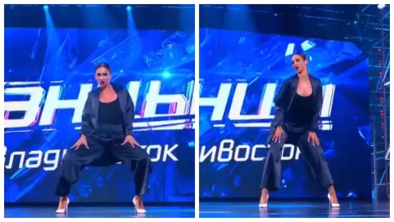Ольгу Бузову раскритиковали за развратные танцы