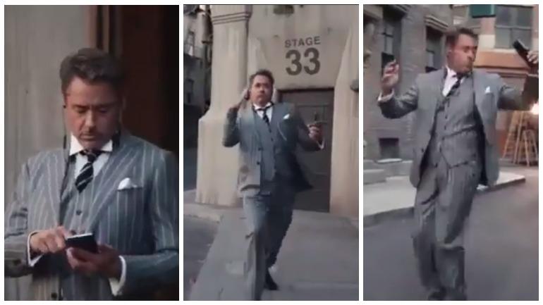 Роберт Дауни-младший в новом рекламном ролике OnePlus устроил танцевальную вечеринку