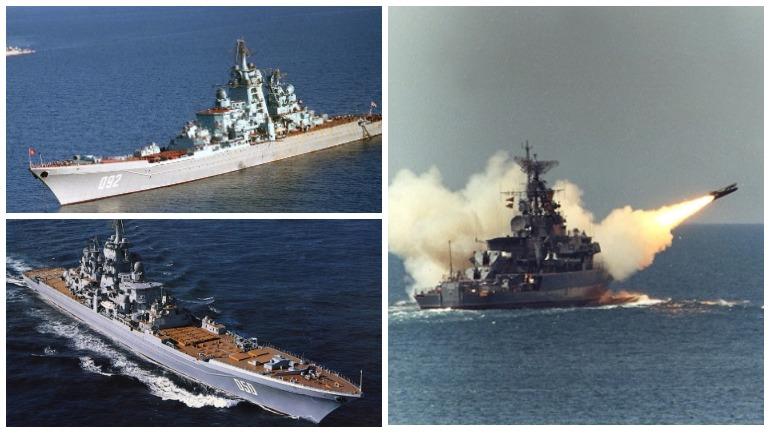 Серьезная угроза: назван самый опасный корабль ВМФ РФ