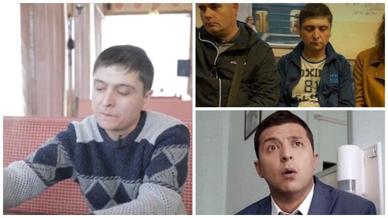 В Москве обнаружен узбекистанский двойник Зеленского
