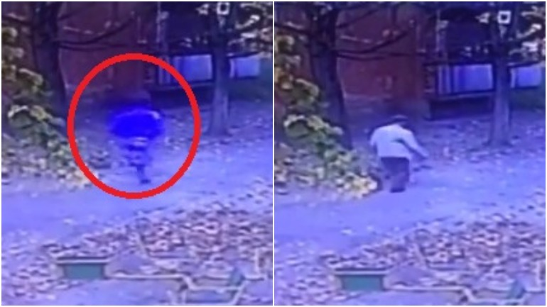На видео сняли погоню пенсионера за вором в Нальчике