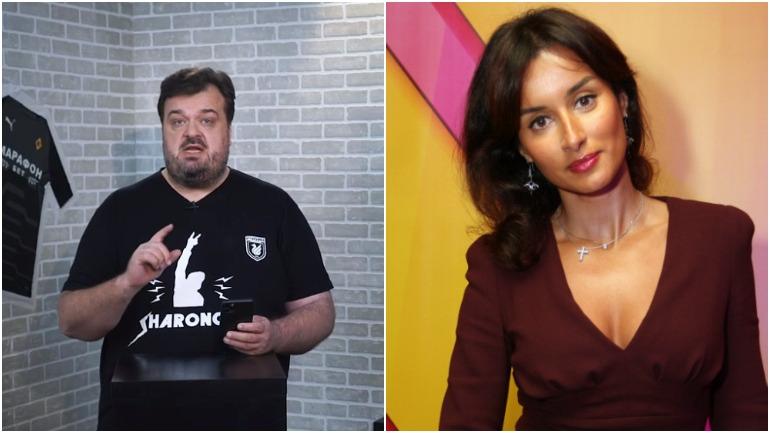 Василий Уткин сравнил обязанности Тины Канделаки с работой уборщицы