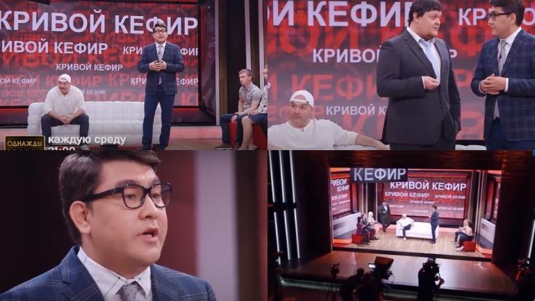 В пародии на ТНТ высмеяли Соловьева
