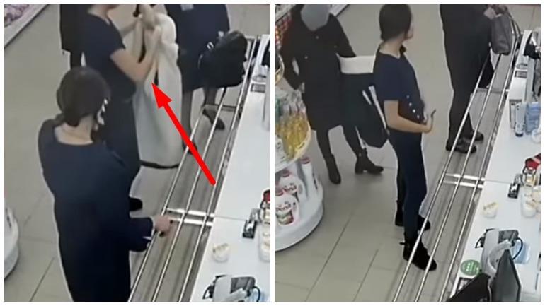 В ТЦ Горно-Алтайска сотрудники заставили раздеться девушку-подростка