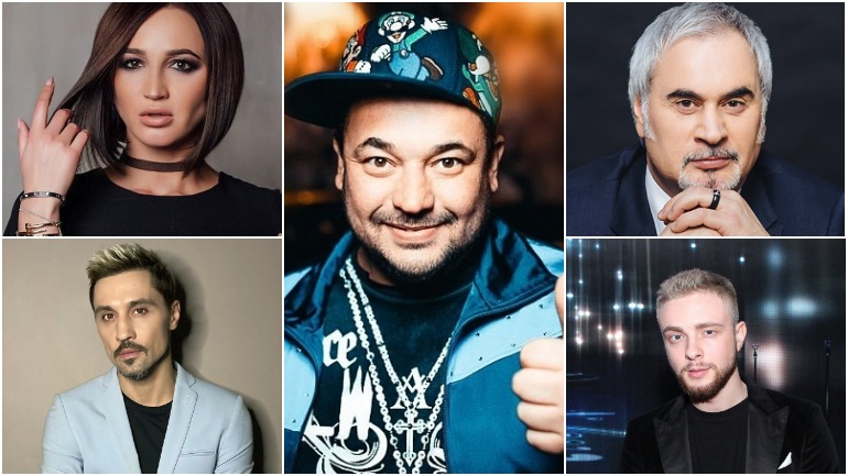 Опубликована информация о доходах российских звёзд за новогодние корпоративы