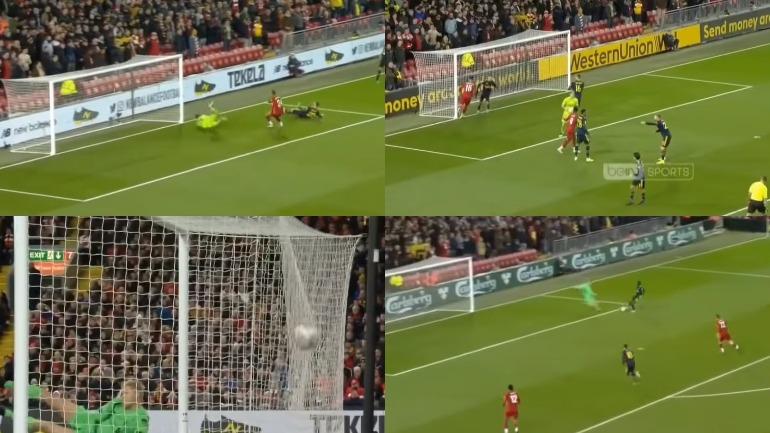 Матч «Ливерпуль» - «Арсенал» закончился красивой серией пенальти