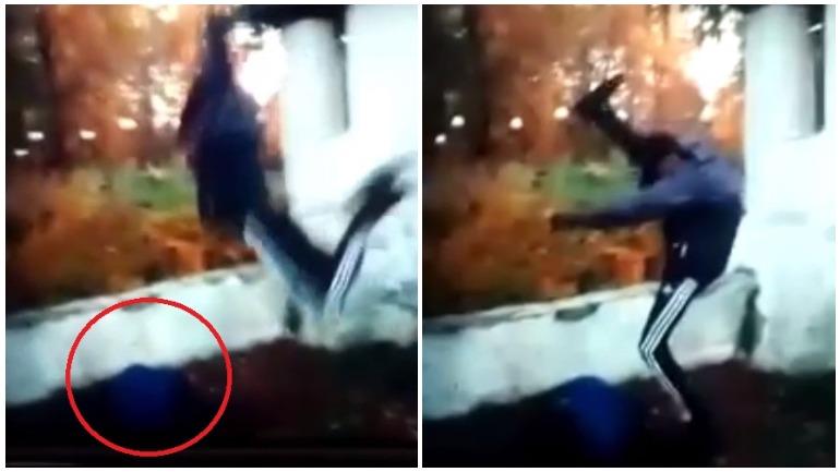 В Нижнем Новгороде школьники зверски избили сверстника и сняли всё на телефон