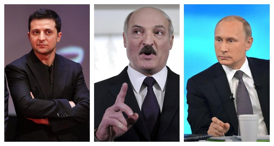 В Кремле прокомментировали заявление Лукашенко о Донбассе