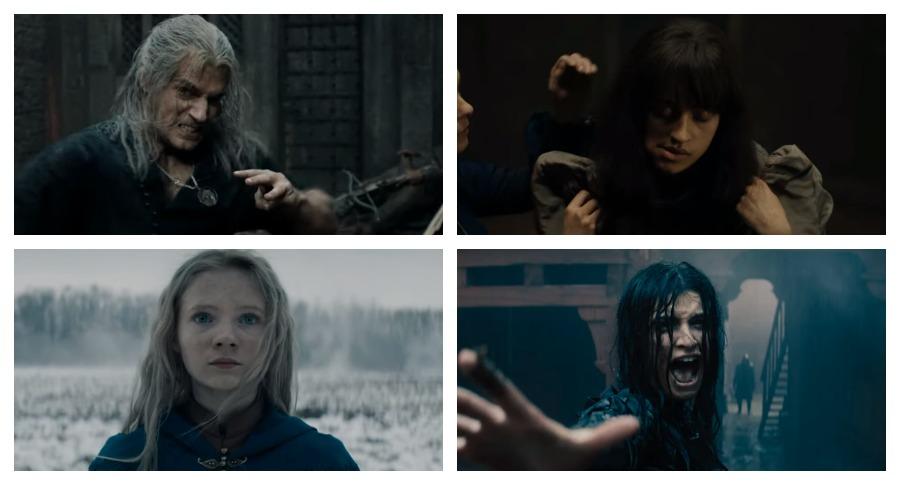 В сети опубликован новый тизер сериала «Ведьмак»