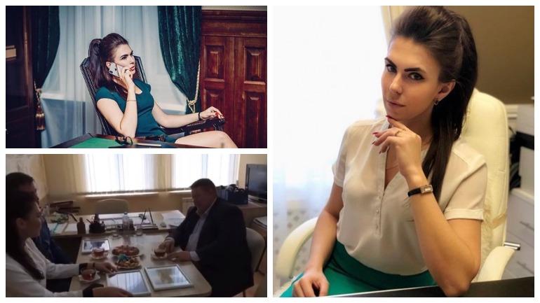 Самый сексуальный депутат Вольска победила в фотоконкурсе
