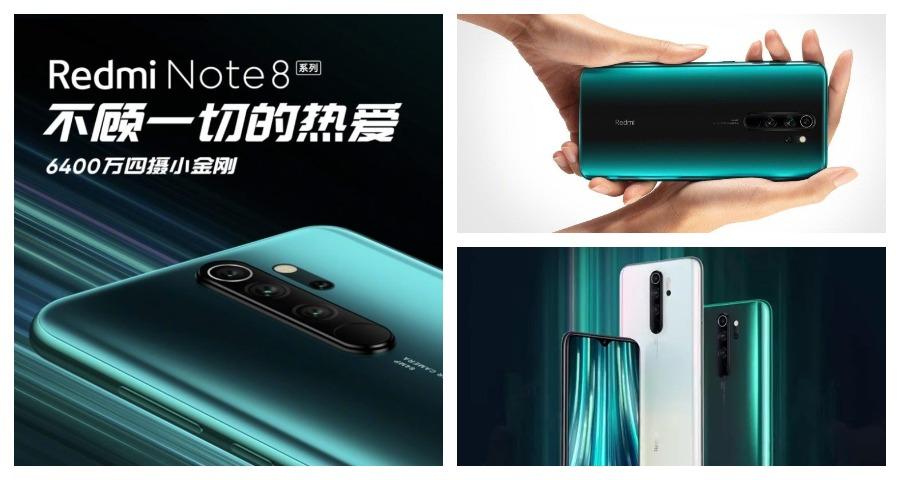 Xiaomi начинает продажи Redmi Note 8 Pro в России