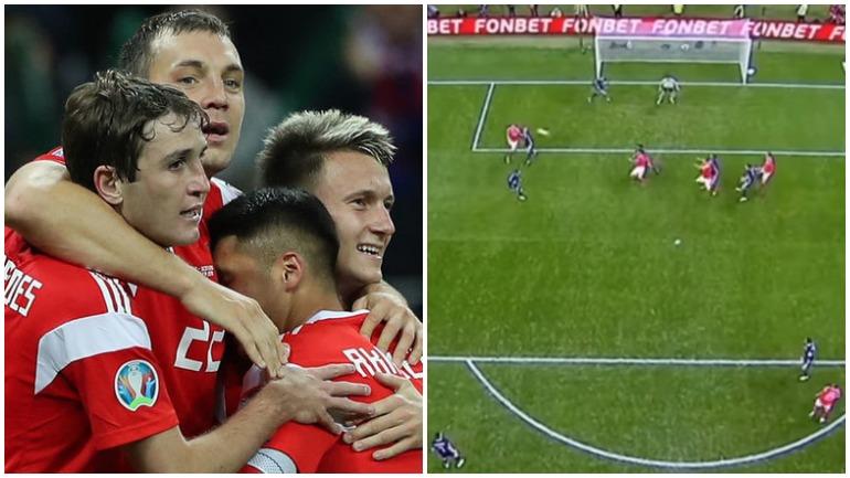 Гол Головина УЕФА признали лучшим моментом отборочных матчей Евро-2020