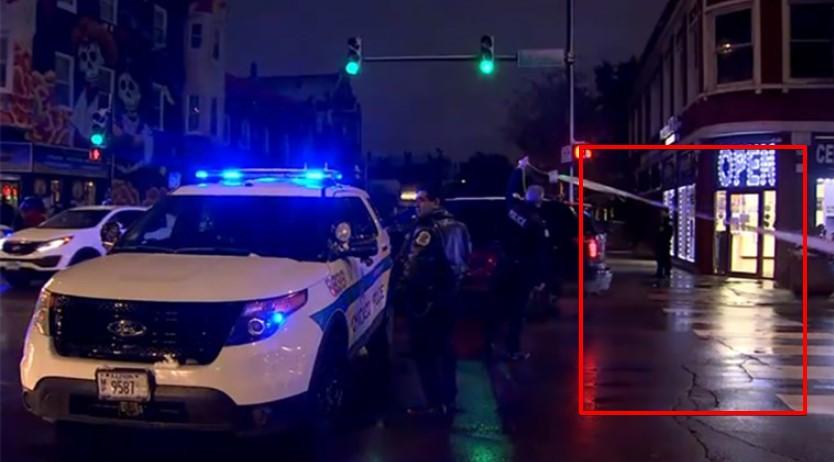 При сборе сладостей на Хэллоуин в Чикаго застрелили девочку
