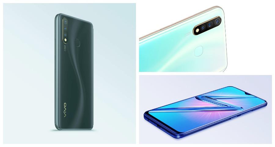 Представлен новый смартфон Vivo Y19