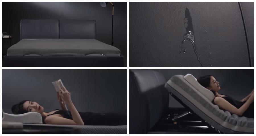 Xiaomi представила кровать, меняющую форму по вашему желанию