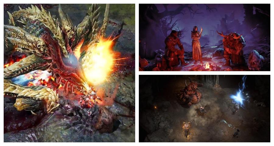 Компания Blizzard продемонстрировала трейлер геймплея Diablo IV