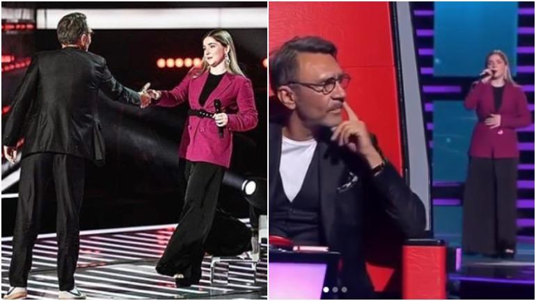 "Участницу ""Голоса"" из Ингушетии раскритиковали за рукопожатие со Шнуровым"