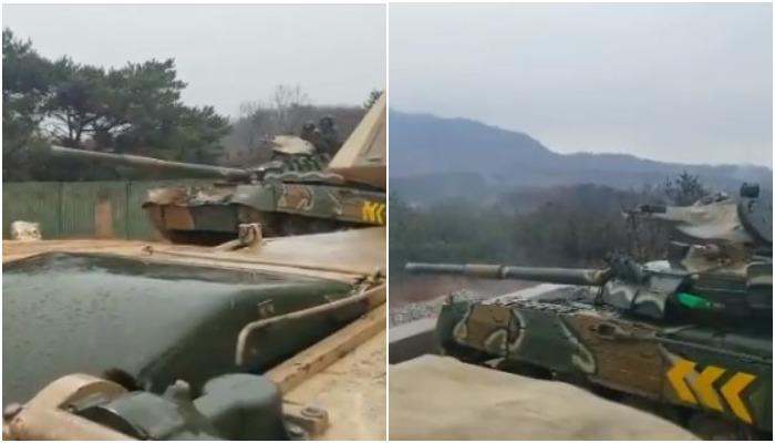 Американцы оценили российские БМП-3 и Т-80, видео размещено в сети