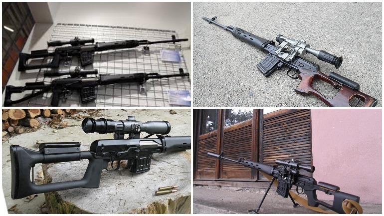Американский журнал назвал винтовку из России смертоносной