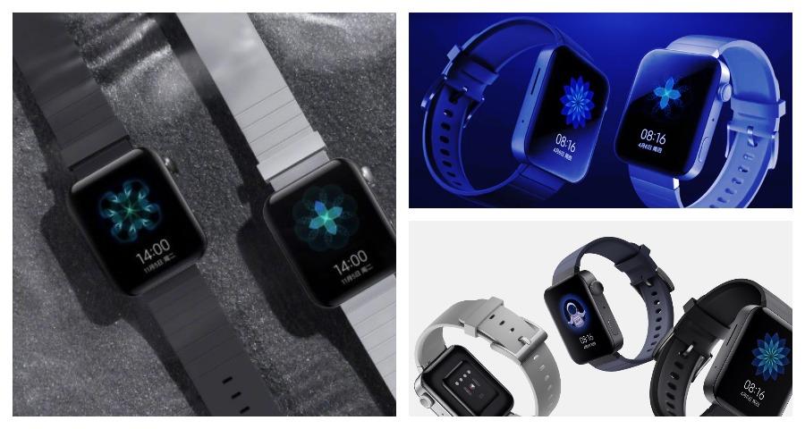 Xiaomi представила свои первые умные часы Mi Watch