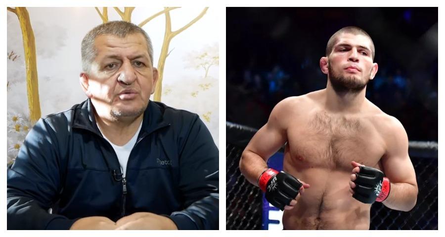 Отец Нурмагомедова рассказал о планах сына завершить бойцовскую карьеру