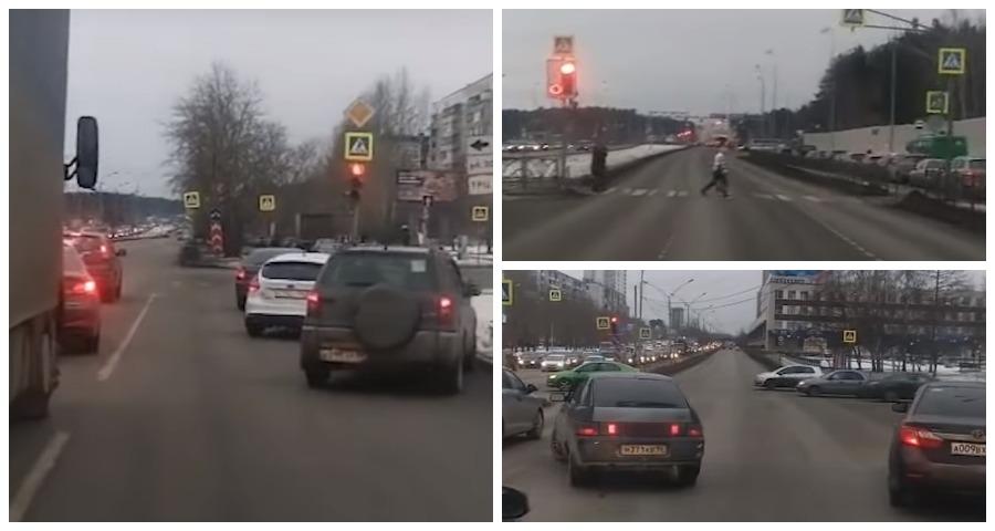Видео водителя «неотложки» из Екатеринбурга набрало больше миллиона просмотров