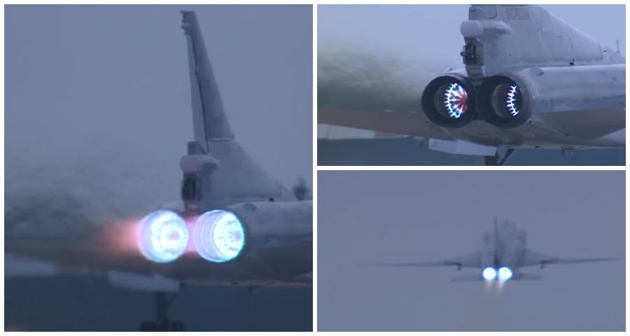 Западных экспертов впечатлил «форсаж» Ту-22М3 на испытаниях