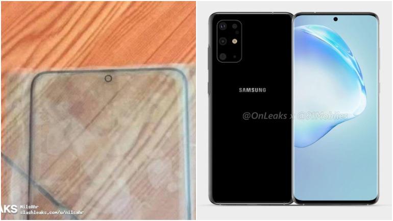 Подтвердился экран Samsung Galaxy S11